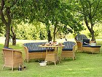 haus und garten ambiente exclusive gartenm bel rattanm bel strandk rbe wohnaccessoires. Black Bedroom Furniture Sets. Home Design Ideas